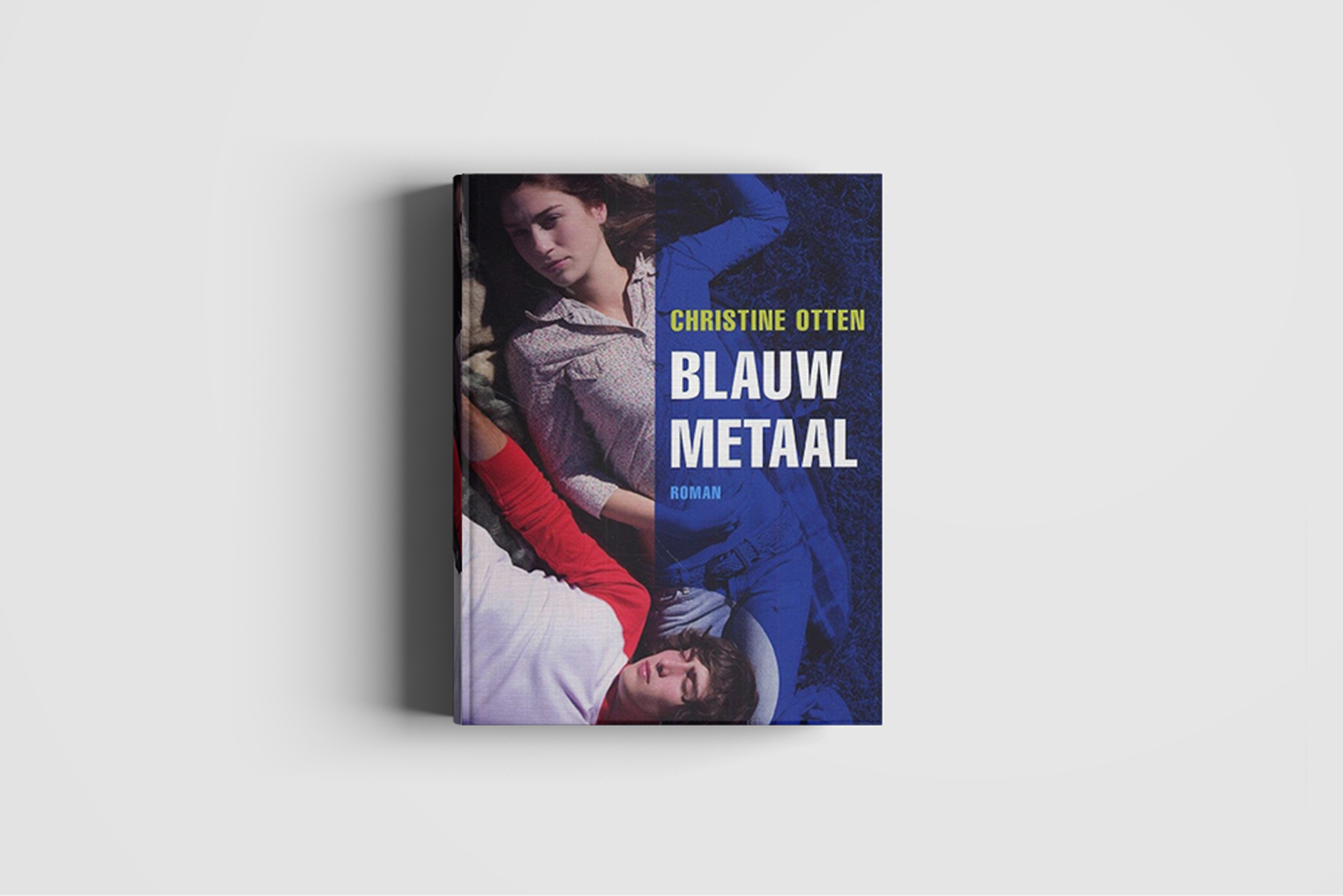 Blauw metaal