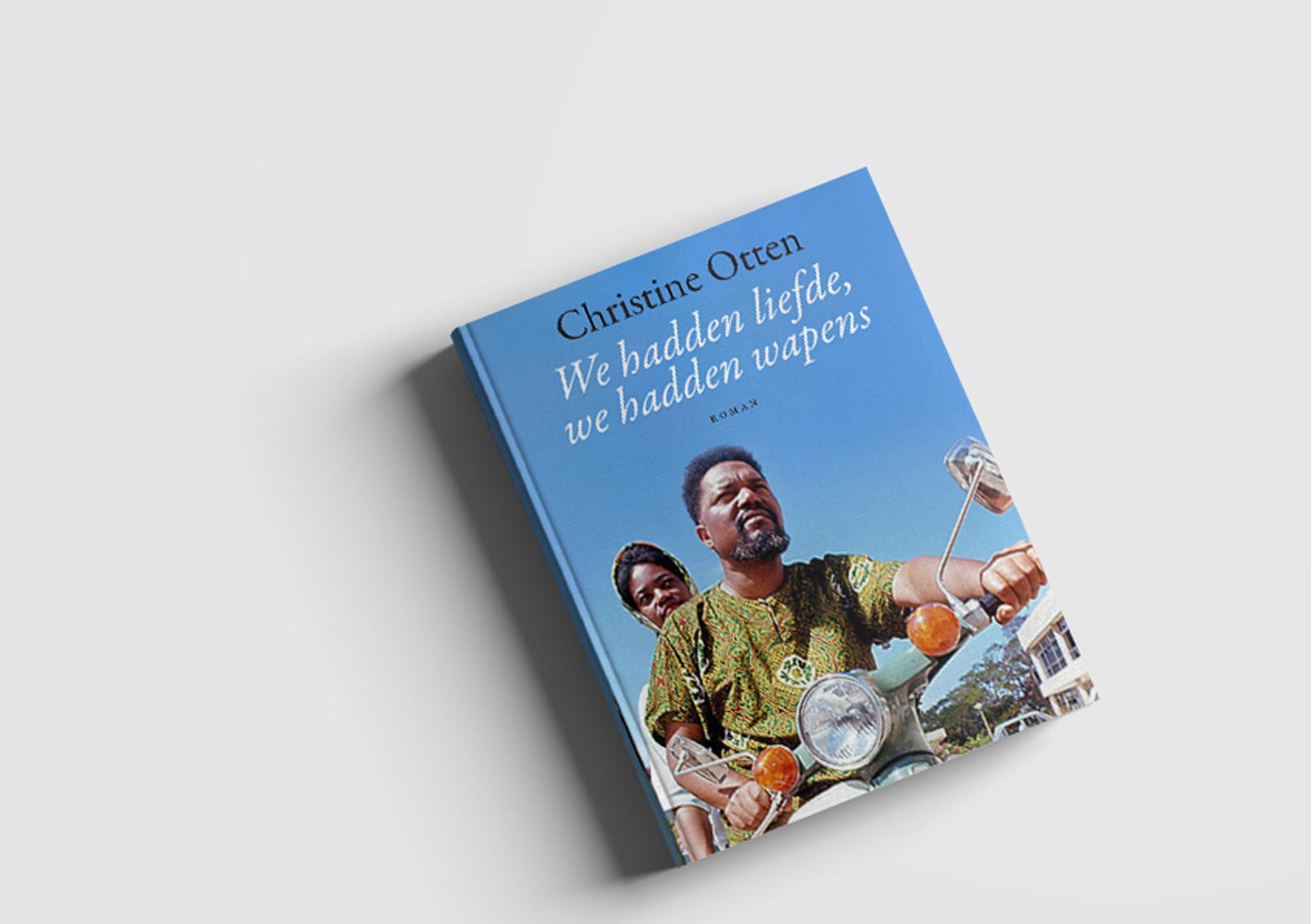Nieuw boek Christine Otten